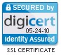 Digicert Secure Trust Seal
